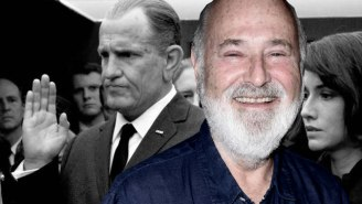 Rob Reiner On 'LBJ,' Weinstein, And The Optimism Of 'The American President'