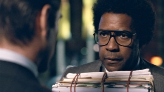 'Roman J. Israel, Esq.' Stars Denzel Washington As An Eccentric Attorney Who Sells Out
