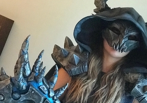 Ronda Rousey Snuck Into Blizzcon In Full 'World Of Warcraft' Armor And No One Knew It Was Her