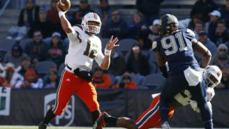 Pitt Stunned No. 2 Miami To Throw The College Football Playoff Picture Into Chaos