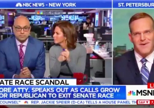 Roy Moore's Attorney Bizarrely Invokes An MSNBC Host's 'Diverse Background' In A Cringeworthy Appearance