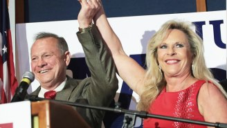 A Newly Resurfaced Interview Shows Roy Moore Admitting He First Noticed His Wife When She Was A Teen