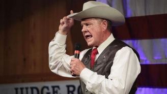 Roy Moore Compares The Avalanche Of Pedophilia Allegations Against Him To The Trump/Russia Investigation