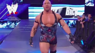 Ryback Wore A Singlet In WWE Because Vince McMahon Thought He Was Fat
