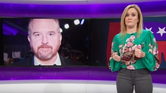 Samantha Bee Hits At Louis C.K. And Others To Show That Roy Moore Is Far From Just An Alabama Problem