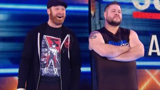 Kevin Owens And Sami Zayn Were Reportedly Sent Home From WWE's European Tour