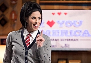 Sarah Silverman Has Some Critical Words For Hulu Over Its Handling Of The 'I Love You, America' Cancellation