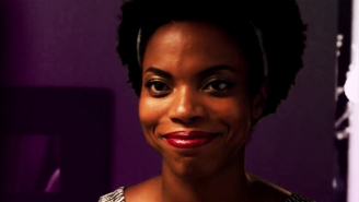 Sasheer Zamata On Playing Her First Romantic Lead In 'The Outdoorsman'