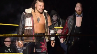 NXT's Sawyer Fulton Has Been Released From WWE