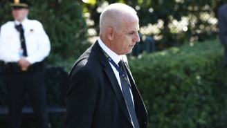 The President's Longtime Bodyguard Made 'Stealth Fast Food Runs' For Him From The White House