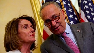 Chuck Schumer And Nancy Pelosi Pull Out Of A Budget Meeting With Trump After He Trashes Them On Twitter