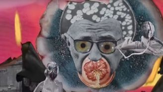 Flying Lotus Creates An Avant-Garde Motion Collage In His Surrealist Video For 'Post Requisite'