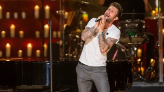 Maroon 5 Have Reportedly Been Tapped To Headline This Year's Super Bowl Halftime Show
