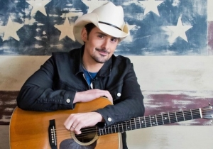 Brad Paisley Calls The CMA Rules Banning Questions About Las Vegas And Guns 'Ridiculous' And 'Unfair'