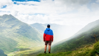 This Long-Distance Hiker Supports And Promotes A New Era Of 'Free Range Humans'
