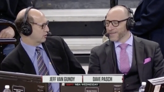 Jeff Van Gundy Went On A Fantastic Rant About Why UCLA 'Student Athletes' Are Playing Basketball In China