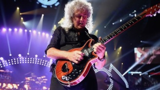 Queen Guitarist Brian May Is Royally Pissed Off At A Photographer Who Got His Instagram Account Disabled