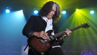 Joe Perry Pulled Together Rock And Roll Royalty On His Upcoming Solo Album 'Sweetzerland Manifesto'