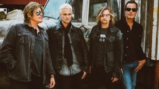 Stone Temple Pilots Hired Former X-Factor Contestant Jeff Gutt To Take Over As Their New Lead Singer