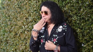 Gene Simmons To All Women: 'You Will Only Get The Respect You Demand'