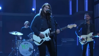 Alex Lahey Won The Hearts Of America Making Her US TV Debut On 'Late Night With Seth Meyers'