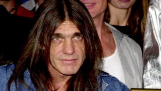Malcolm Young, AC/DC's Inimitable Rhythm Guitarist, Has Died At 64