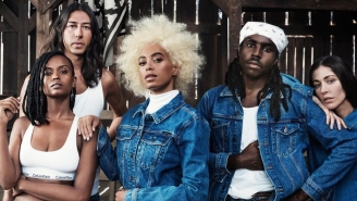 Solange Curated Calvin Klein's New Ad Campaign, Featuring Kelela, Dev Hynes And Herself
