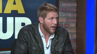 Jack Swagger Tried To Convince WWE To Book Him In A Shoot Fight Before His Release