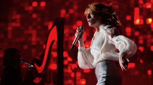 Florence Welch's First Book 'Useless Magic' Is Set To Drop