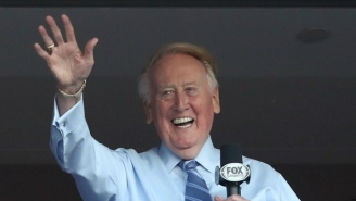 Dear Fox, Please Have Vin Scully Call Game 7 Of The World Series