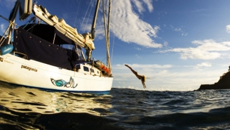 This Sea Captain Sails Solo Around The World Searching For Surf