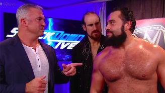 Rusev Has A Bone To Pick With Shane McMahon's 'WWE 2K18' Rating