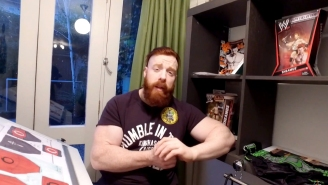 Sheamus Revealed He's Been Dealing With A Neck Injury For Months