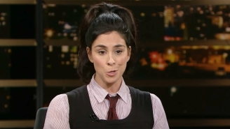 Sarah Silverman Shares Some Interesting Thoughts On The Evolution Of 'Offensiveness' On 'Real Time'