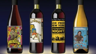 Saturday Nights Are Getting Way More Live, With SNL's New Wine
