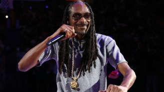 Snoop Dogg Launched A Profanity-Laced Tirade At Donald Trump For Calling Out Marshawn Lynch