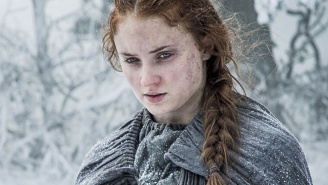 Sophie Turner Admits She Didn't Tell Her Parents She Auditioned For 'Game Of Thrones'