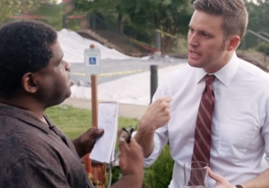 Nazi Richard Spencer Gets Owned By A Journalist After Claiming That Africans 'Benefited' From White Supremacy