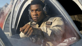 John Boyega Debunks A 'Star Wars: The Last Jedi' Fan Theory