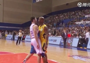 Jimmer Fredette And Stephon Marbury Got Into A Scuffle In China