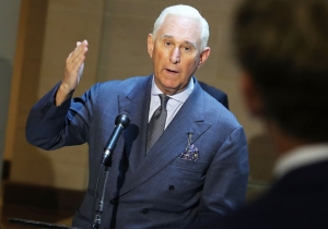 Roger Stone Says He's Drowning In Legal Fees Over Russia And Is Soliciting Donations