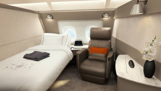 This Airline Might Be Taking First Class A Little Too Seriously With Private Suites