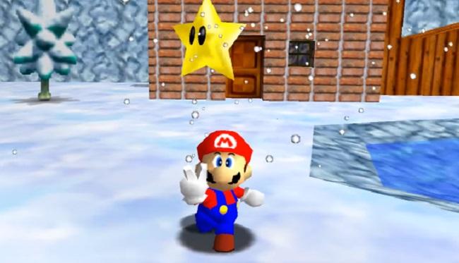 Super Mario 64' Portal Gun Mod Download: Give Mario A Portal Gun