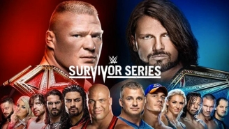 Survivor Series Is Probably Going To Be Much Much Longer Than You Anticipated