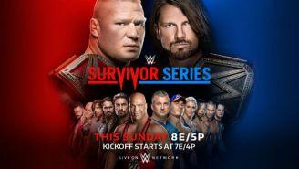 WWE Survivor Series 2017 Open Discussion Thread