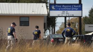 A Clerical Error By The Air Force Allowed The Texas Gunman To Buy His Firearm