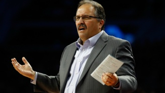 Stan Van Gundy Is Dumbfounded By Donald Trump's Feuds With LaVar Ball And Marshawn Lynch