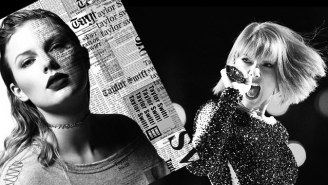 Amid So Many Stories About Bad Men In The Media, Taylor Swift Strikes Back With 'Reputation'