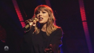 Taylor Swift Kicked Off Her 'SNL' Appearance With A Ferocious Version Of '…Ready For It?'
