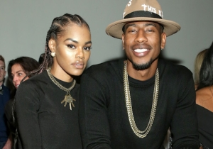 Teyana Taylor And Iman Shumpert Are Headed To VH1 For Their Own Reality Show
